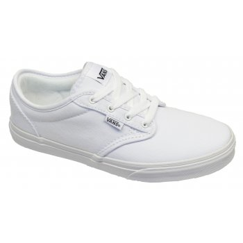 VANS Atwood Youths Canvas White / White (F8) VN-0 UDT7HN Trainers