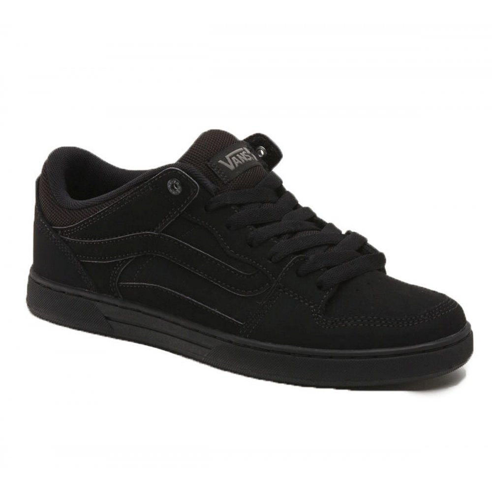 VANS Vans Baxter Black / Black (N74