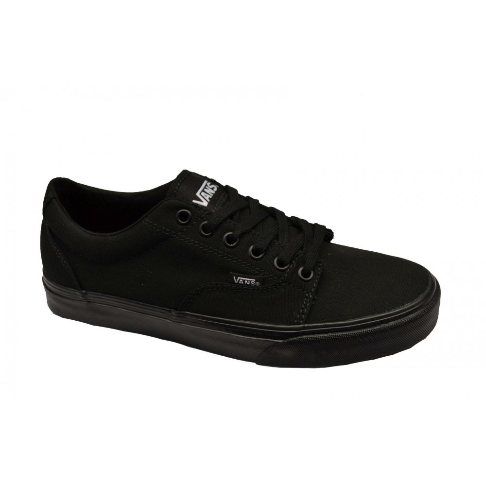 824c107c7797 VANS Vans Kress Black   Black (SC-7) Mens Trainers - VANS from Pure ...